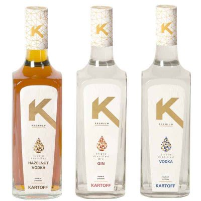 HORVATHS KARTOFF VODKA